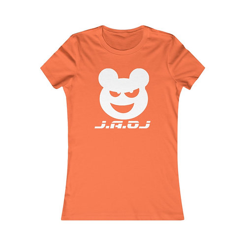 J.A.DJ Bear Women's Favorite Tee