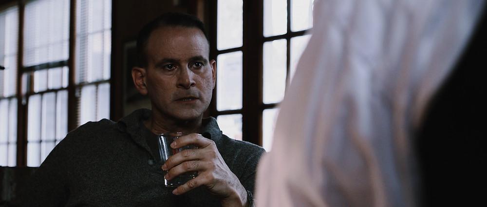 "Armando Versace as 'The Hunter"" in Dark Dissonance"