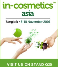 In-Cosmetics Asia 2016