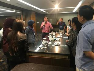 Innovation Seminar in Yogyakarta, Indonesia
