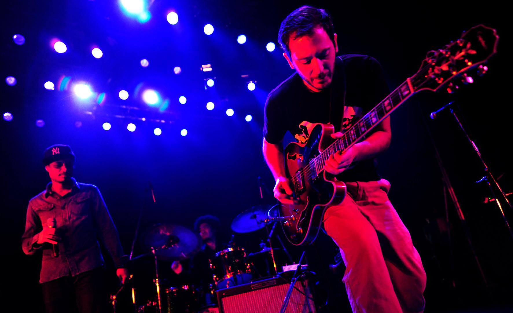 Japan w/ Jose James & J.A.M