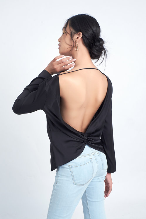 LIA SILK TOP