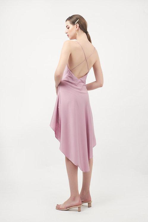 ARIEL SILK DRESS