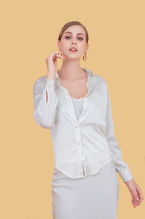 THE SOIE SILK SHIRT