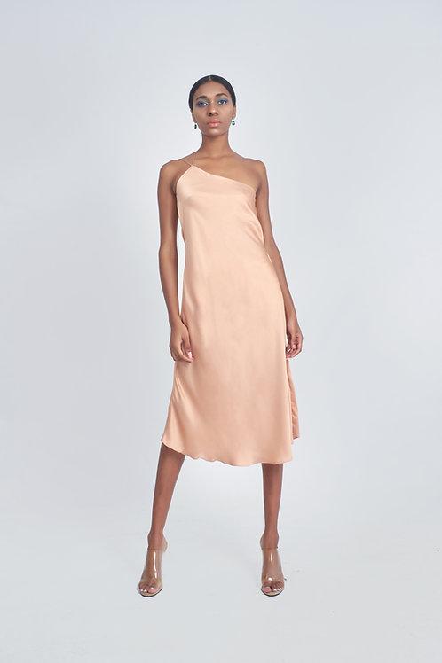 SOFIA SILK DRESS