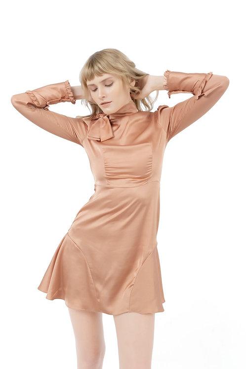 JULIETTE SILK DRESS