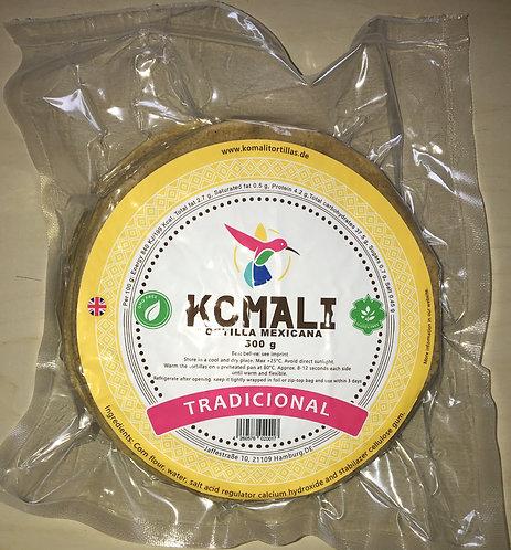 "Corn Tortillas ""Komali"" 500 g"