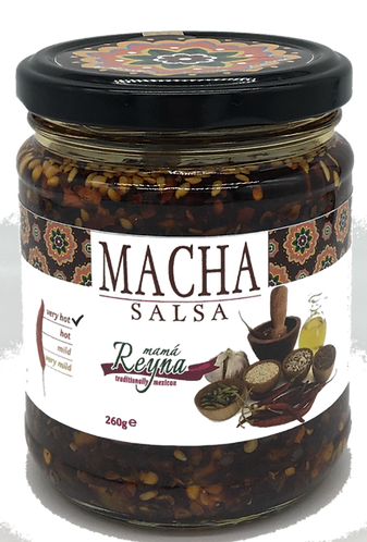 Salsa Macha 260 g