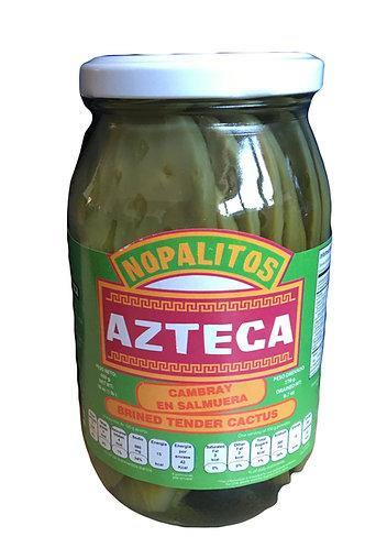 "Cactus Leaves ""Azteca"" Whole 460 g"