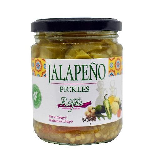 Jalapeño Pickles 260 g