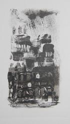 Josephine Birch NYC2 14x8cm Monoprint.jp