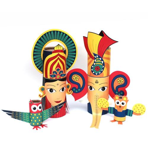 eco diwali DIY kits