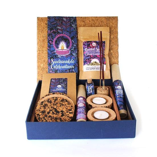 Eco gift tray