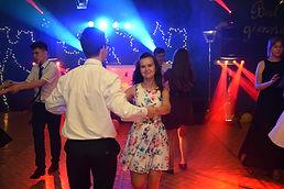 Uśmiech w tańcu to podstawa