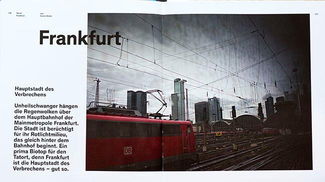 TATORT Frankfurt/M