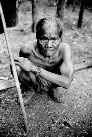 Krung Hilltribe People Kambodscha