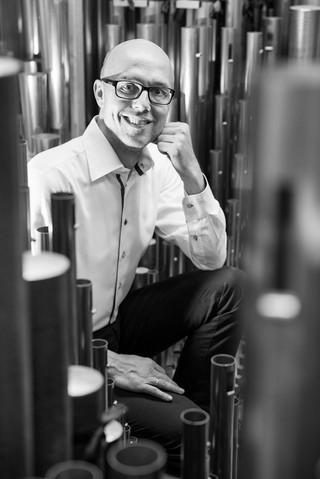 Markus Eichenlaub, Organist