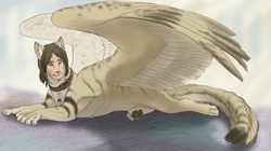 sphinx and musyr girl