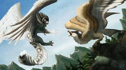Sphinx vs Ruhk