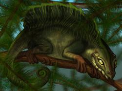 Sable Lizard