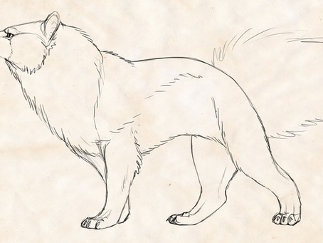 Bestiary Bookmark: Rodi
