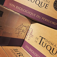 Vente et dégustation de vin BIO