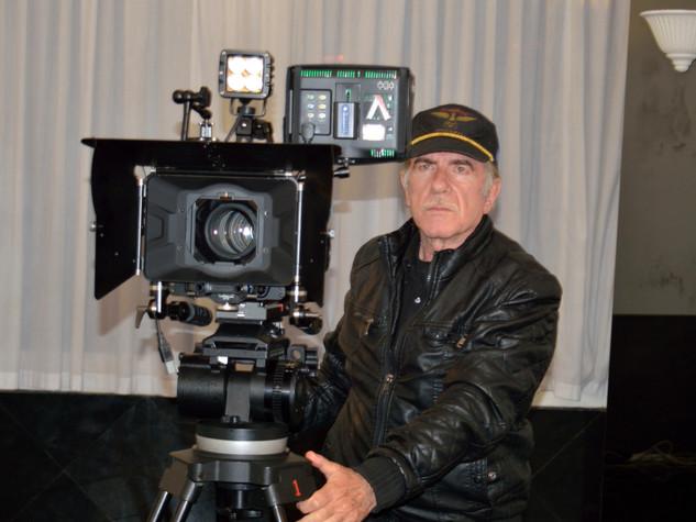 Massimiliano Terzo e la cinepresa