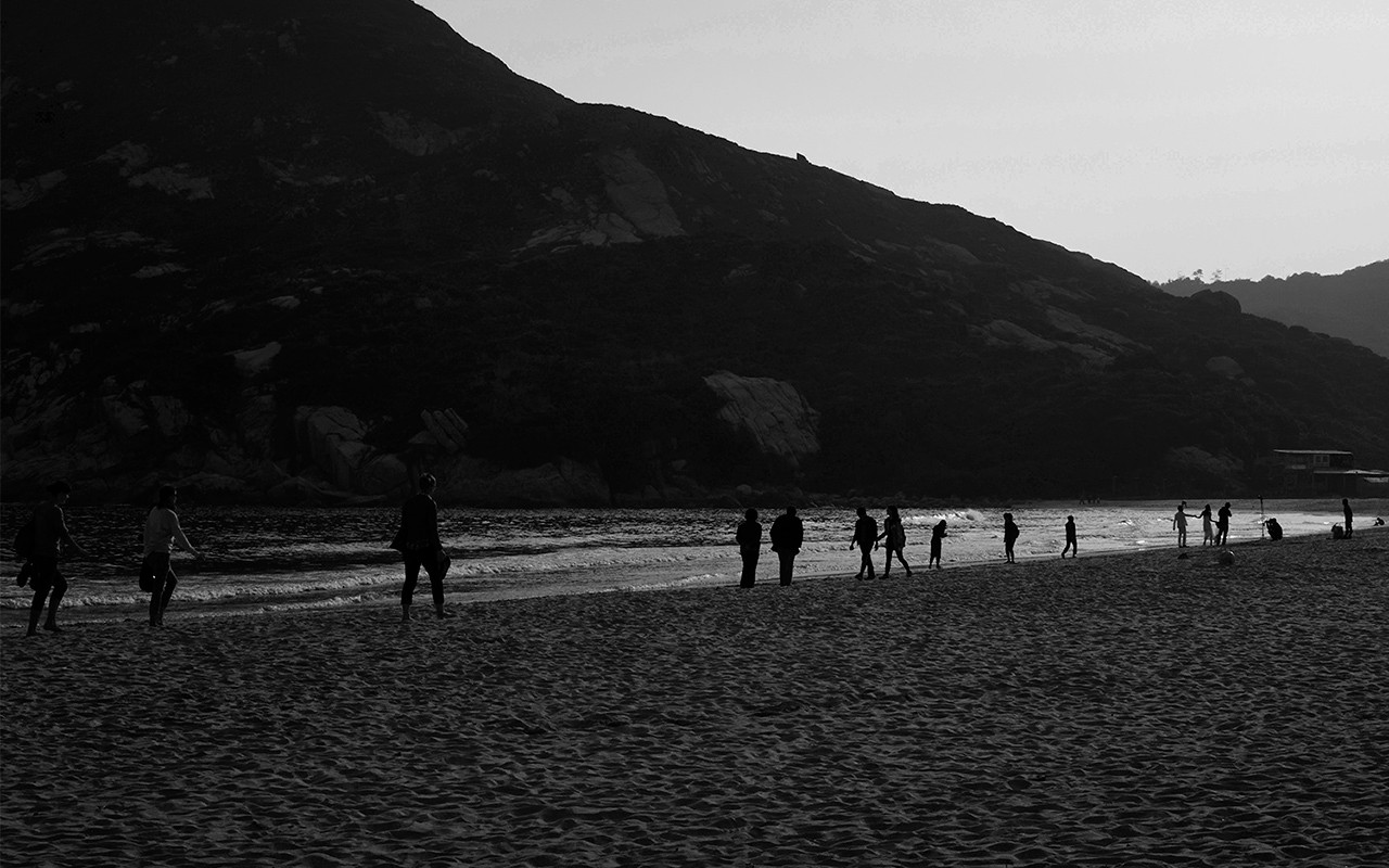 Shek-O beach