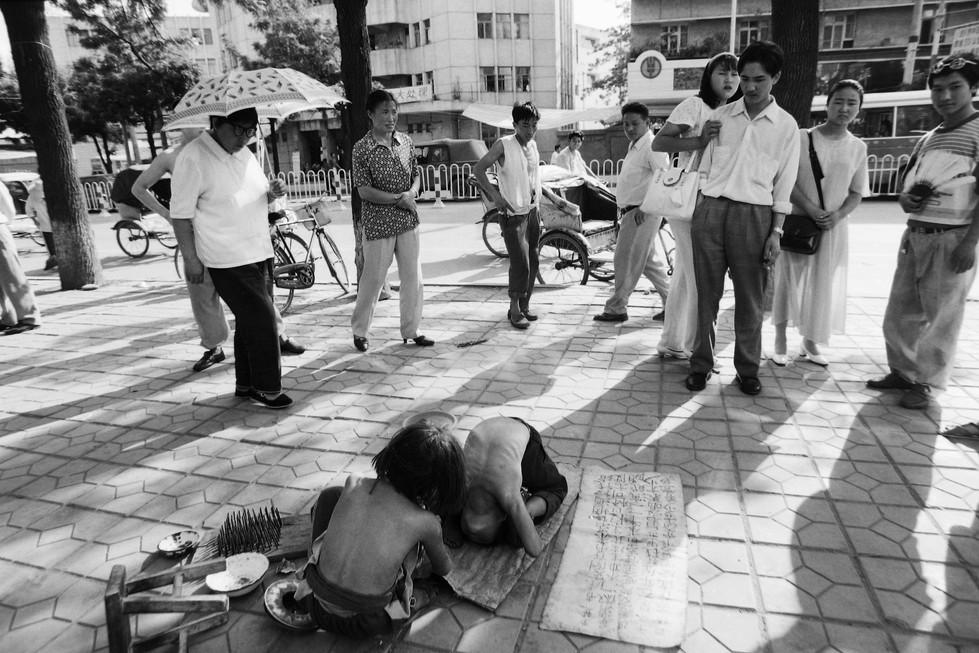 Sichuan children 1996