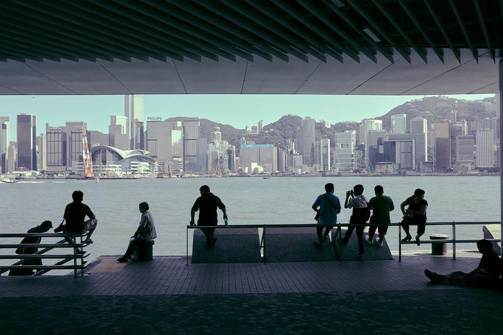 East Waterfront of Tsim Sha Tsui