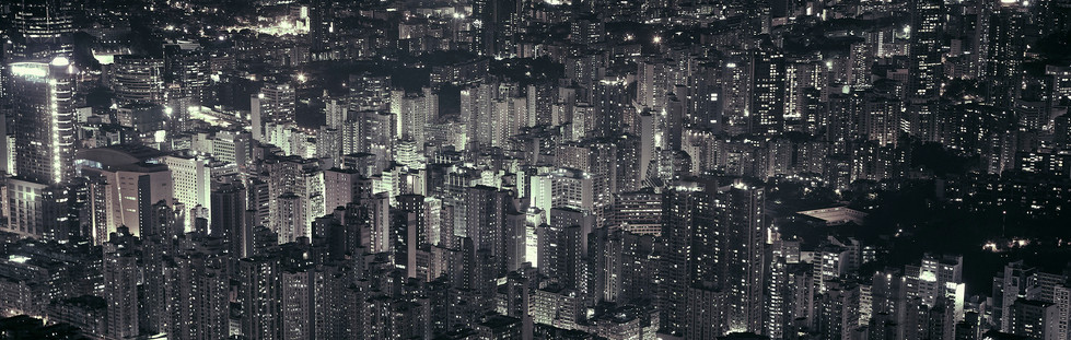 Kowloon building view