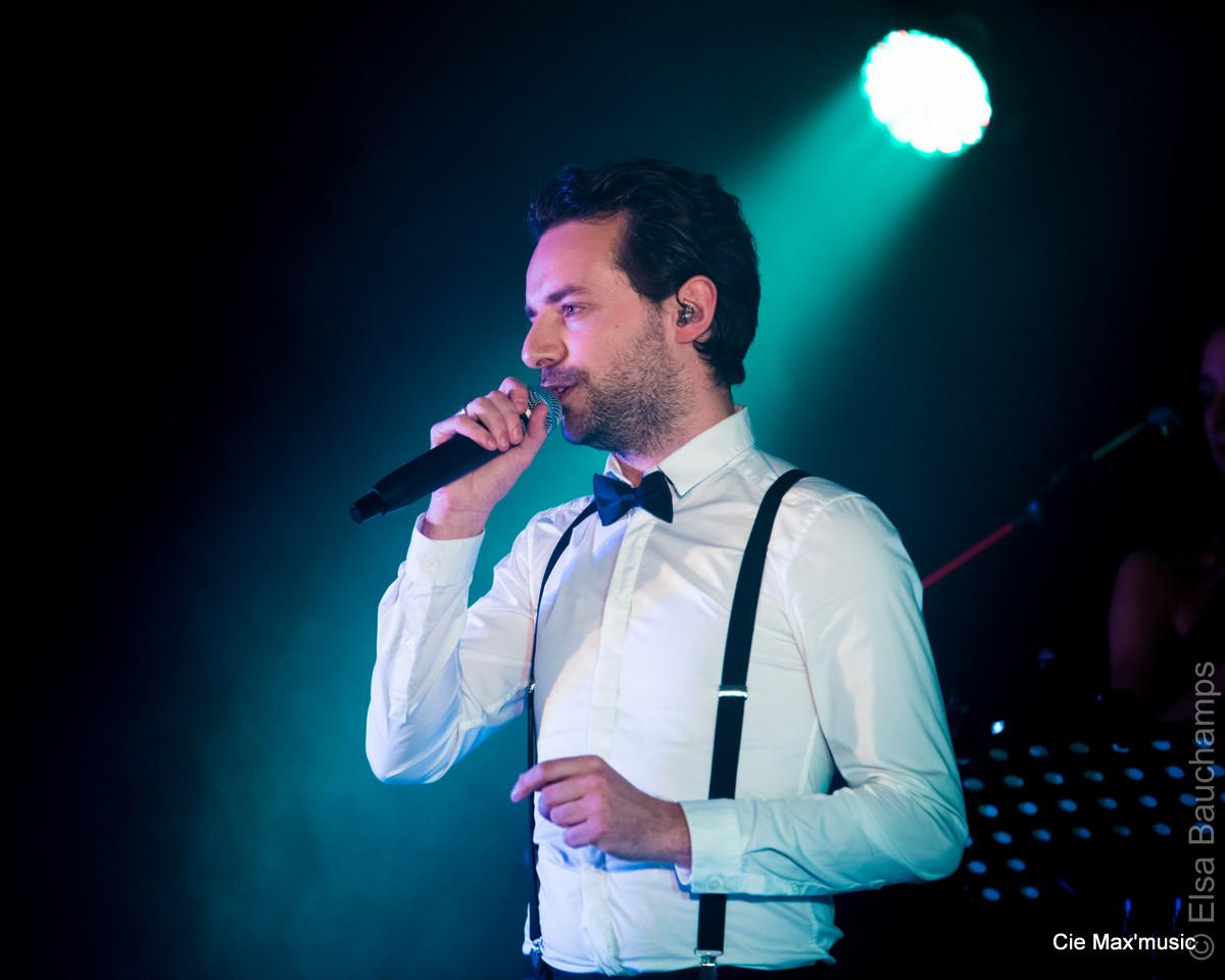 Concert Maxime David