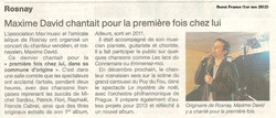 ouest france 1er-11-2012