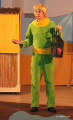 Spectacle enfants Petit Prince à la Recherche de l'Eau