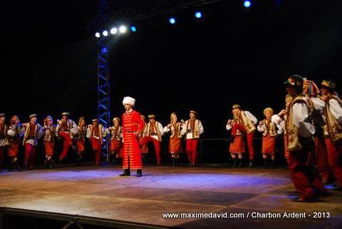 Spectacle Les Petits Souliers d'Ukraine