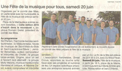 Ouest France 16-06-2015