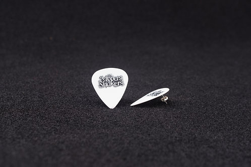 Post Guitar Pick Earrings