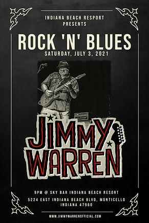 Copy of Vintage Rocknroll Flyer Poster T