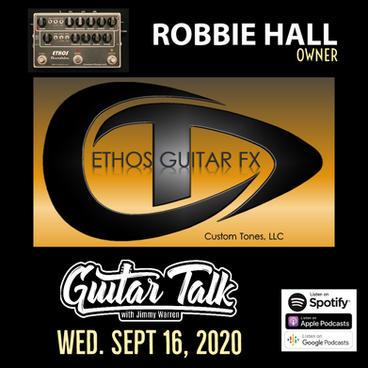 Robbie Hall - Ethos Pedals