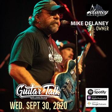 Mike Delaney - Delaney Guitars