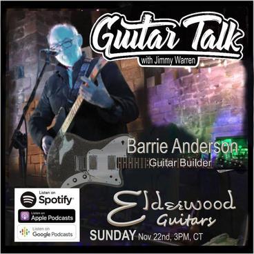 Berrie Anderson - Elderwood Guitars