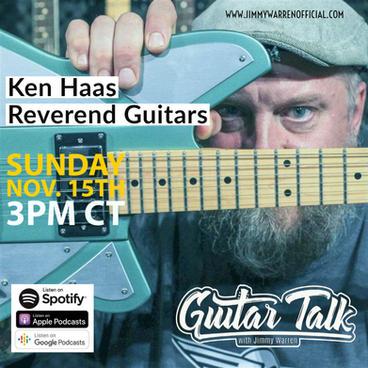 Ken Hass - Reverend Guitars