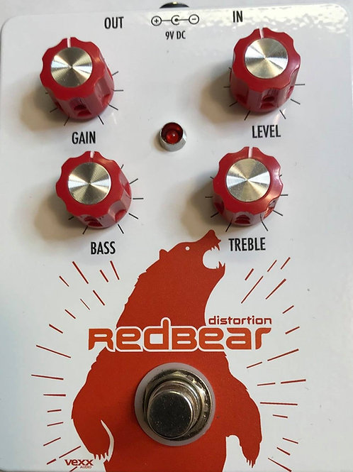 REDBEAR Distortion