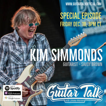 Kim Simmonds