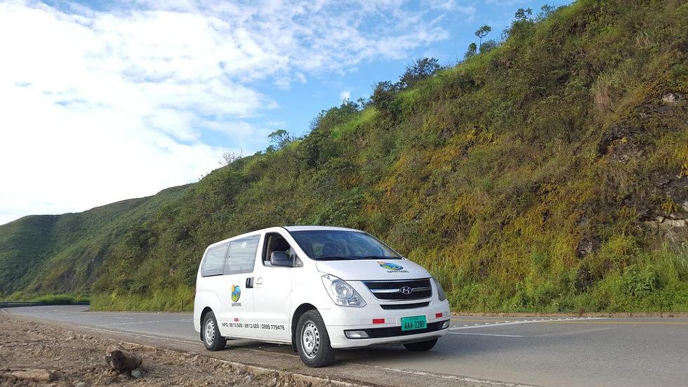 Tour Privado Minivan Guayaquil - Quito