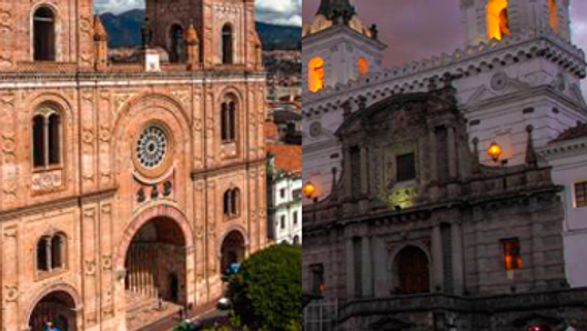 Tour  Cuenca - Quito 13h00