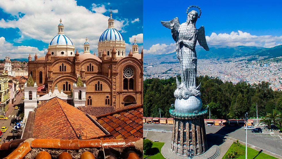 Tour Cuenca-Quito 08h00