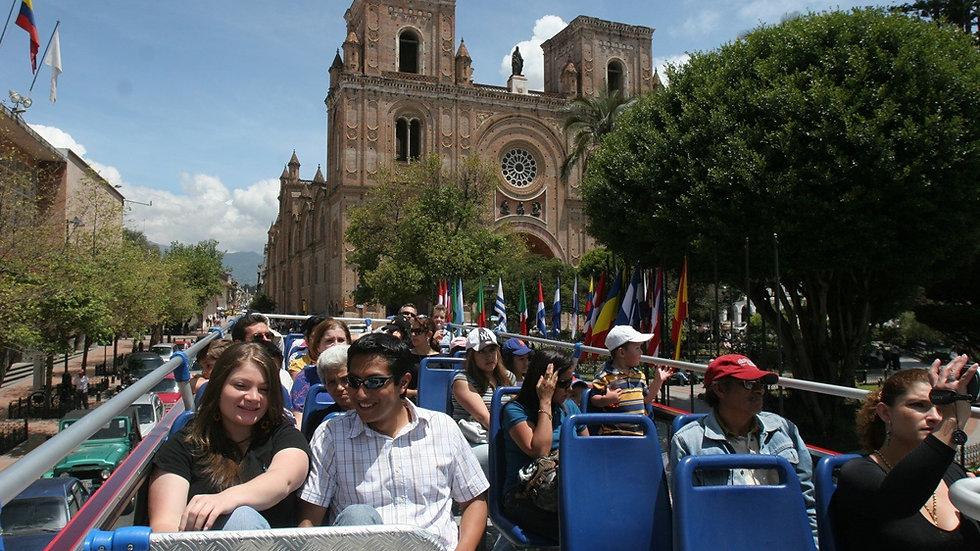 CITY TOUR EN CUENCA