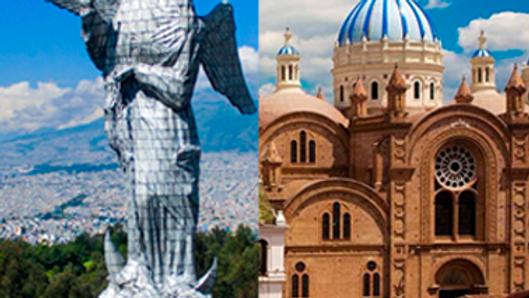 Tour Quito Cuenca 09h00