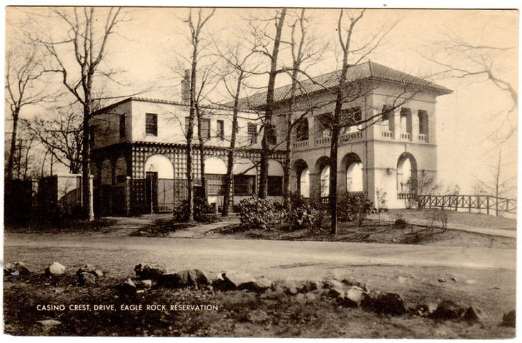 West Orange Casino History Highlawn 1920.